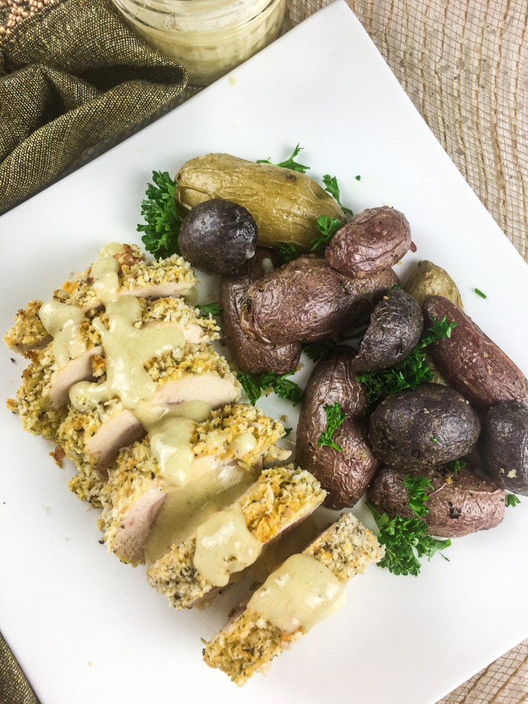 low carb recipe with chicken