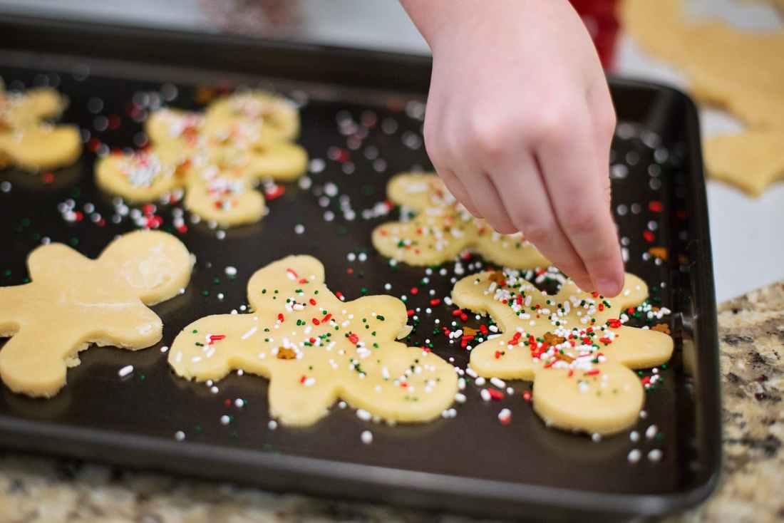 sweet cookies christmas baking