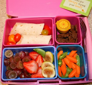 Lunchbox and Pillow Notes - Parenting Like Hannah