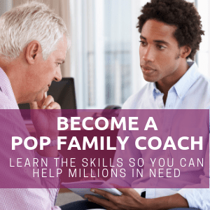 Become a POP Family Coach
