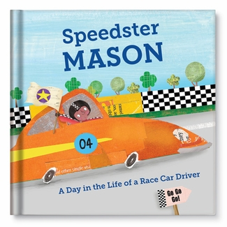 I See Me! 'Speedster' Personalized Book Review | Parenting ...