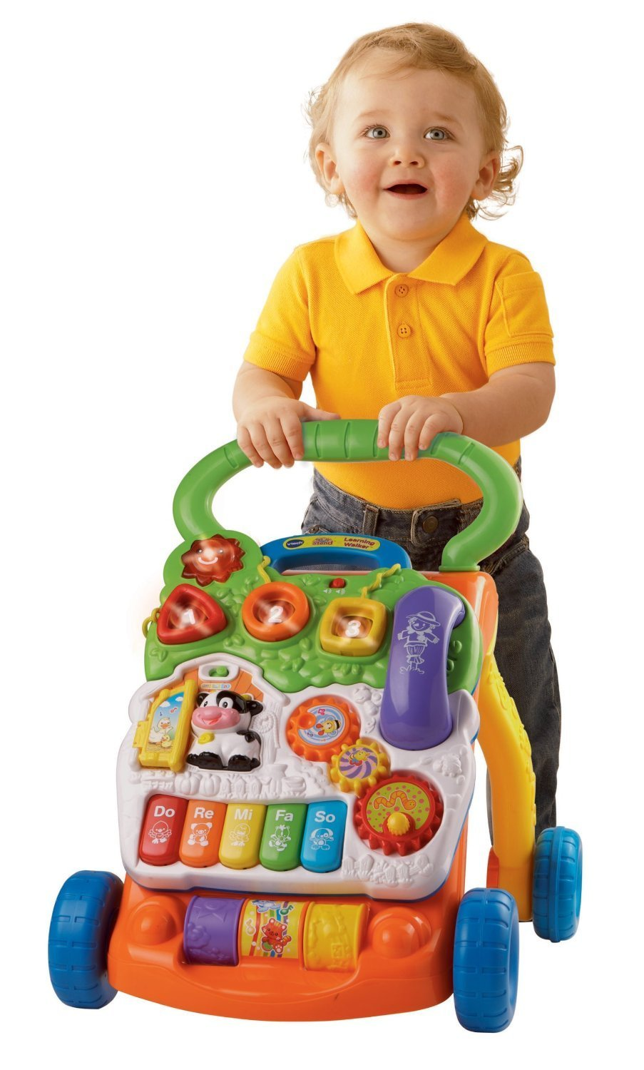 How to choose a baby walker: tips and reviews 40