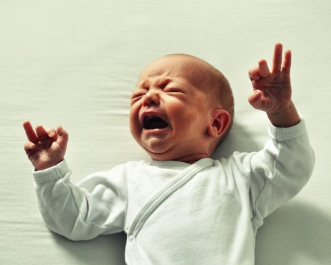 Gas or Colic…Which One Does Your Baby Have And How to Find Relief
