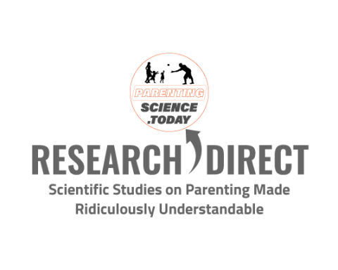 Parenting Studies Made Ridiculously Understandable
