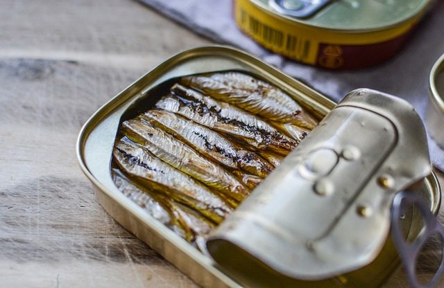 Mackerel fish is a big source of Omega 3 Fatty Acids