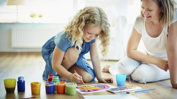 5 Ways to Get Children Excited About Art | Parenting Squad