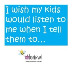 How to Get Your Kids to Listen