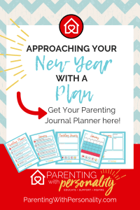 Get Your Parenting Journal Planner here only $5 USD