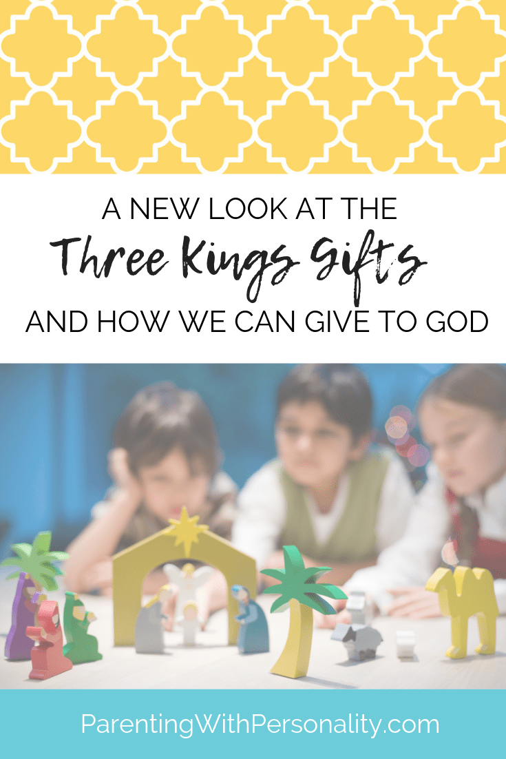 A new look at the Three Kings' gifts and how we can give to God