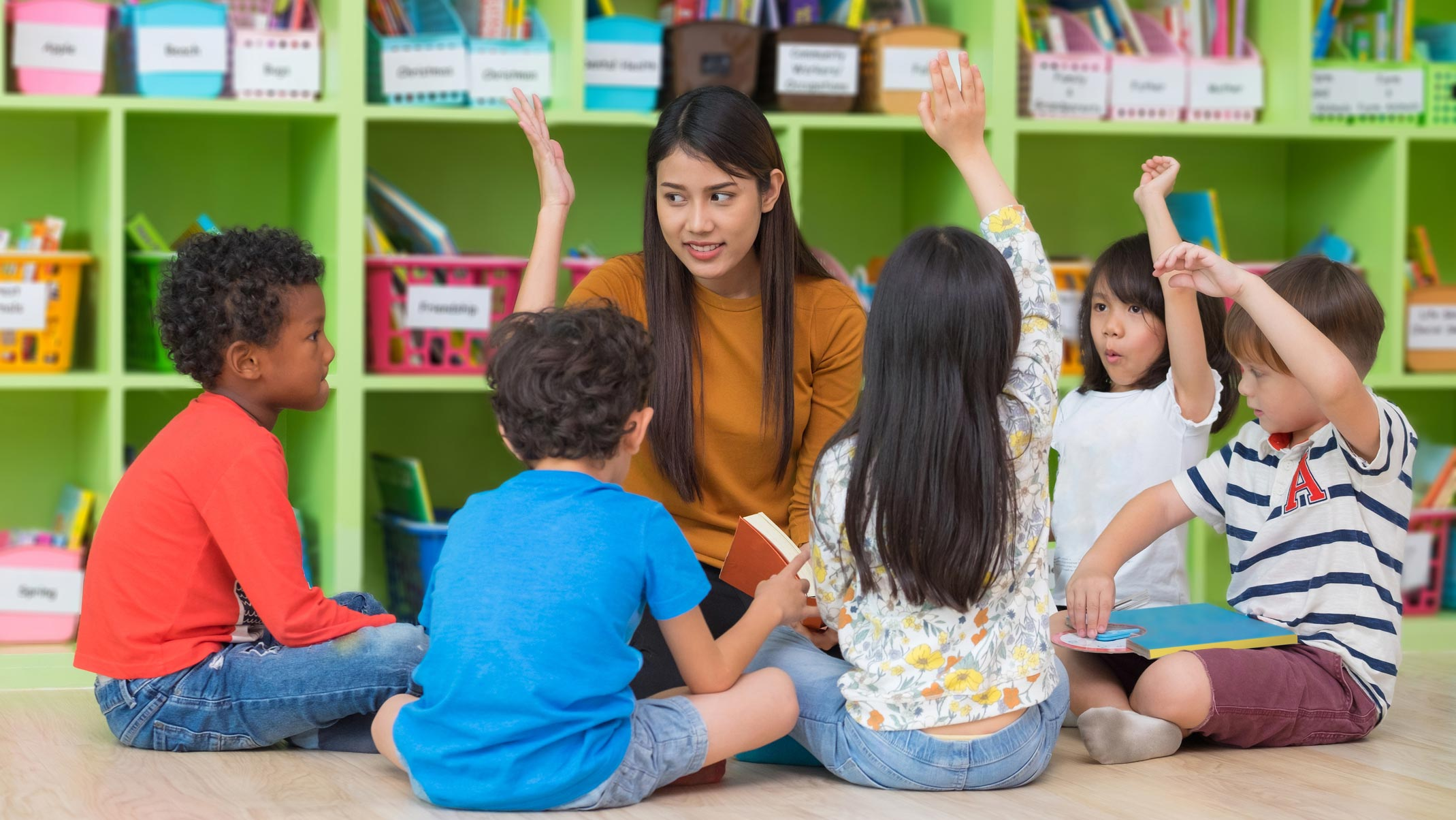 Early Childhood Education Study Proves Impressive Results