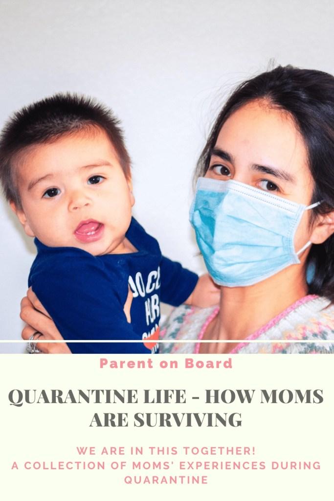 Quarantine Life - How Moms are Surviving