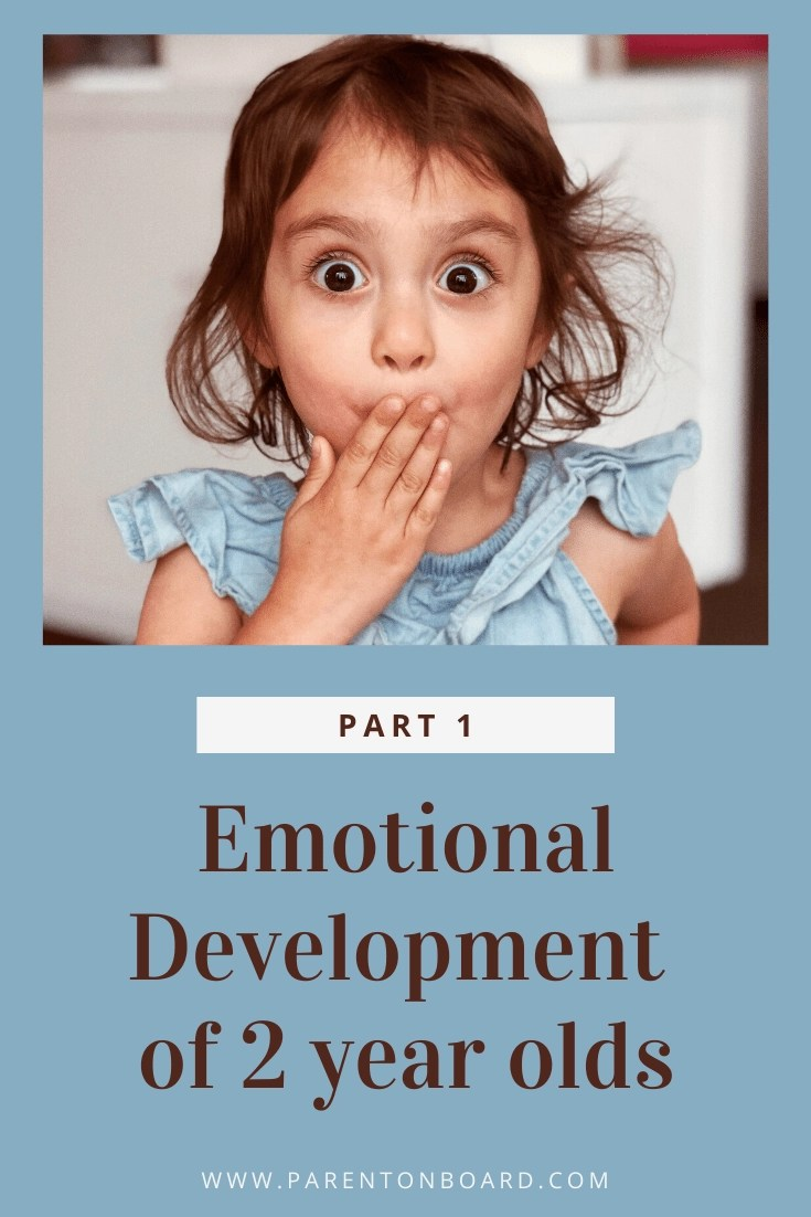 Emotional Development of 2 year olds - Part 1