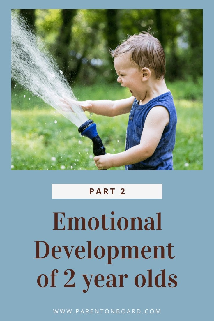 Emotional Development of 2 year olds - Part 2