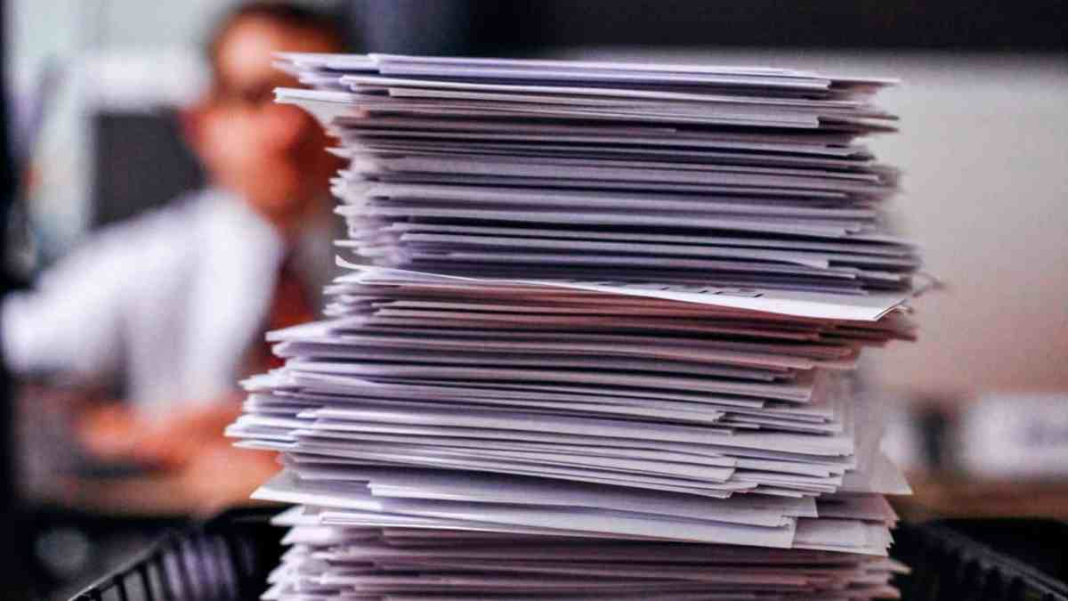 How to organize your real estate documents