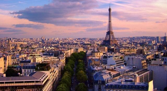 Paris voyage