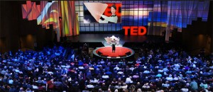 ted conférence audience