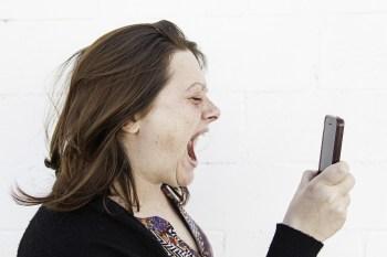 SMS colere ado