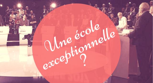 Candidats ecole exceptionnelle