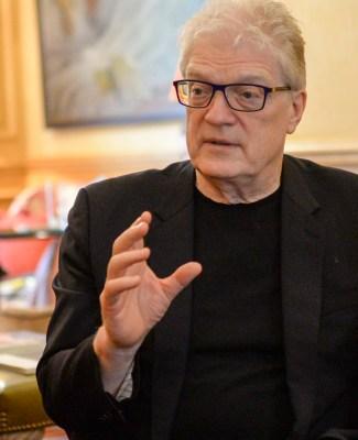 Rencontre Sir Ken Robinson