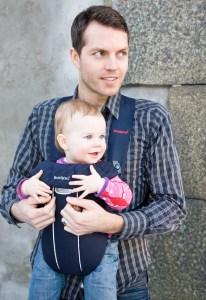 liste de naissance porte bébé baby bjorn