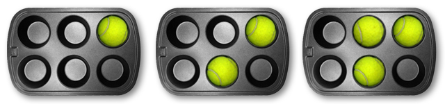 Tennis ball puzzler (2/4)