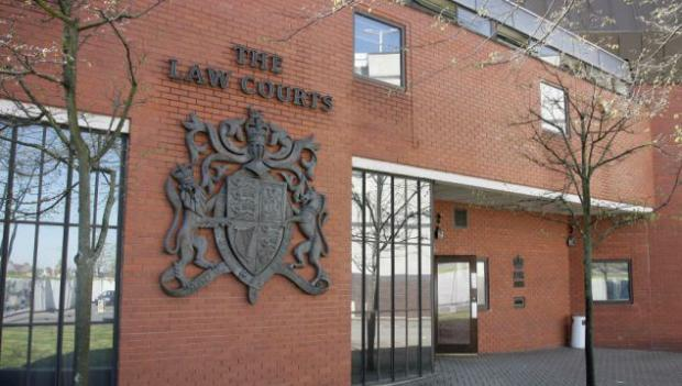 Swindon Advertiser: Sumon Gurung pleaded not guilty to charges of possession with intent to supply, at Swindon Crown Court