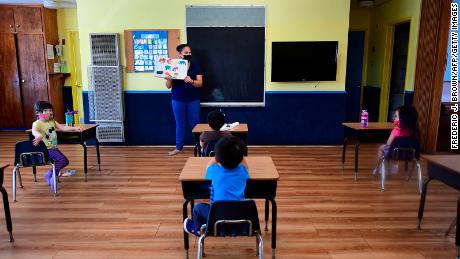 What we know about coronavirus risks to school-age children