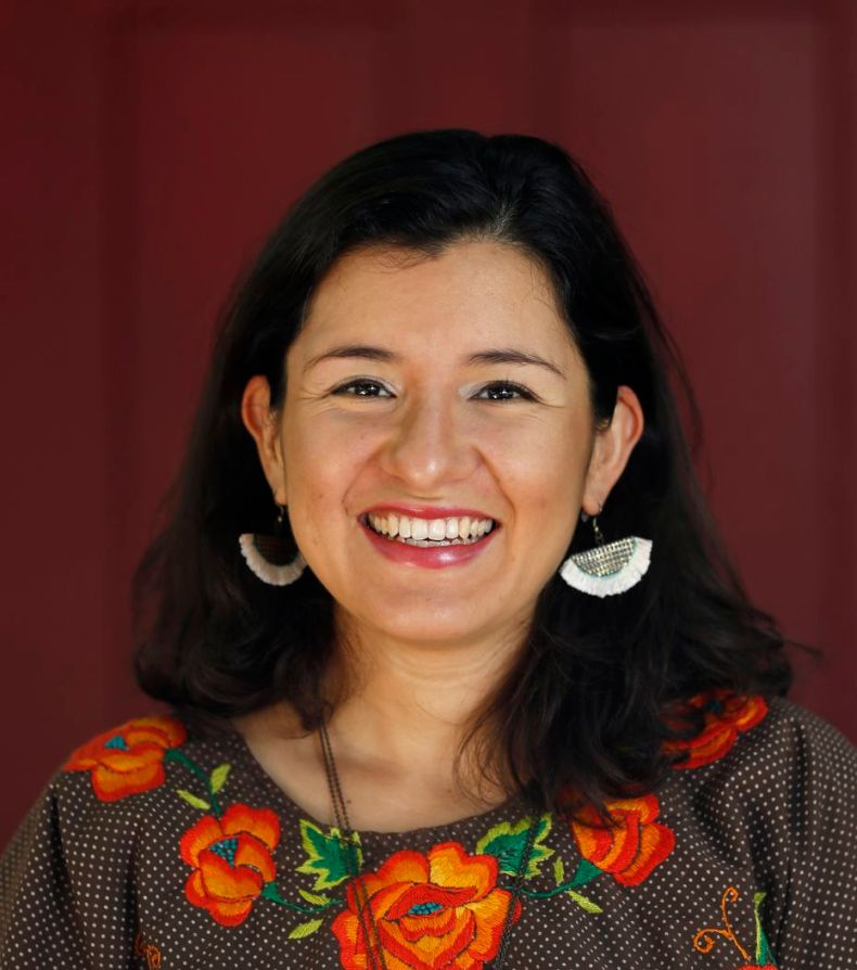 "Martha Samaniego Calderón hopes the book will lead to more doing. ""The intentional meaning behind it is to not just present the story, but give the reader the opportunity to tell their story, too, which is pretty unique,"" she says."