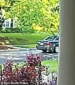 Heart-wrenching surveillance video from a nearby home showed Salem's mother jumping into the vehicle and desperately trying to save her daughter