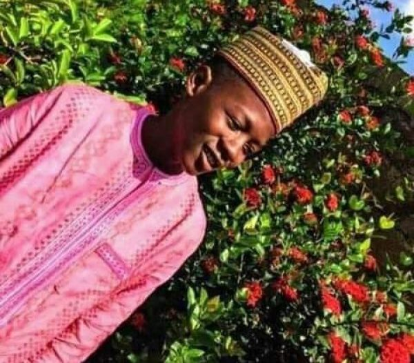 Abubakar Sadiq, the doctor's son who was abducted and killed in Bauchi