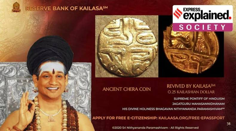 Reserve Bank of Kailasa: Everything you need to know about Nithyananda's 'central bank and currency'