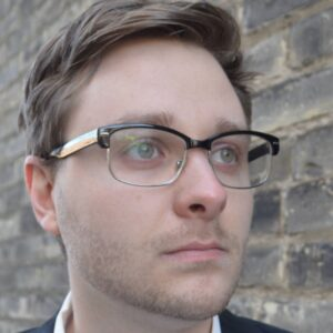 Evan Balgord, Executive Director of the Canadian Anti-Hate Network