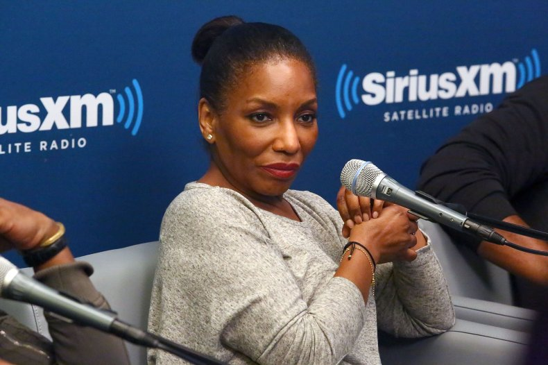 Stephanie Mills attends SiriusXM's Town Hall on October 26, 2015.   Photo: Getty Images