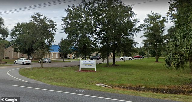 A 12-year-old boy was arrested after bringing guns to Lighthouse Christian School