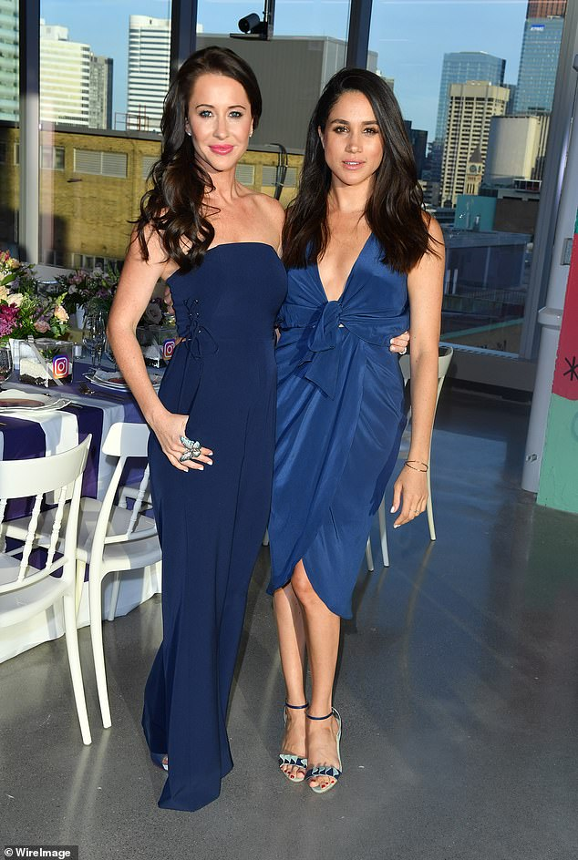 The controversy saw Jessica lose several high profile jobs, and the Duchess of Sussex, 39, was reported to have cut ties with her best friend.