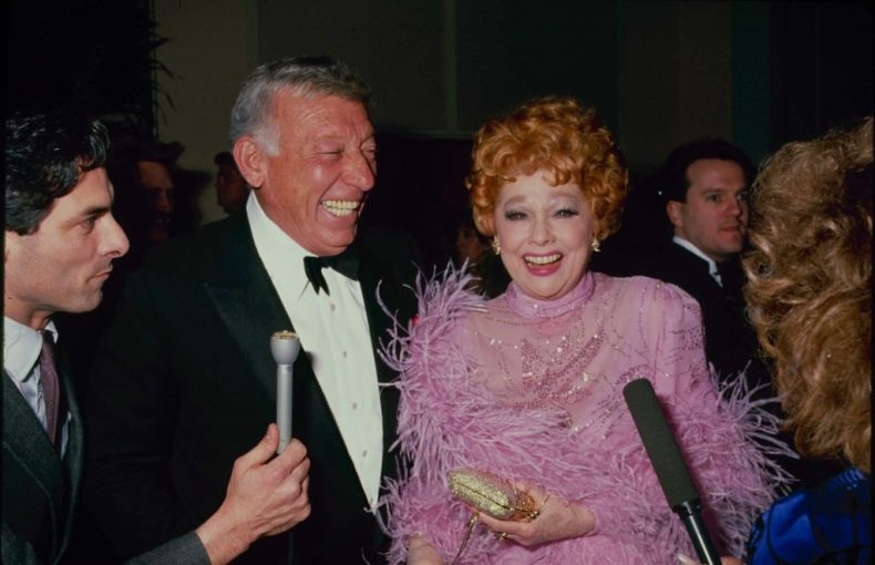 Lucille Ball with second husband, Gary Morton | The LIFE Picture Collection via Getty Image