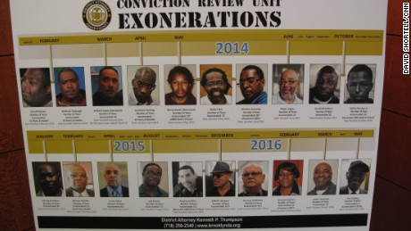 Study: Black people more likely to be wrongfully convicted