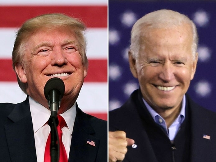 Trump Wants To Take Election To Supreme Court; Biden Vows Fight