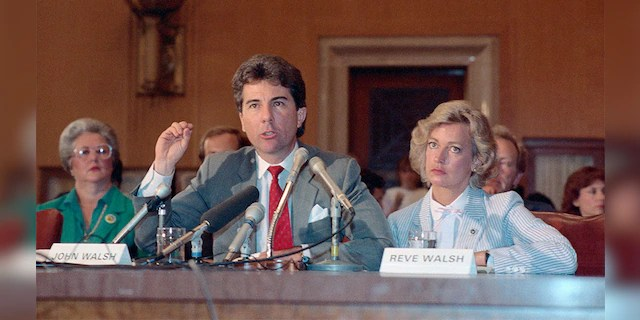 John Walsh is still celebrated today as a victim's rights advocate.