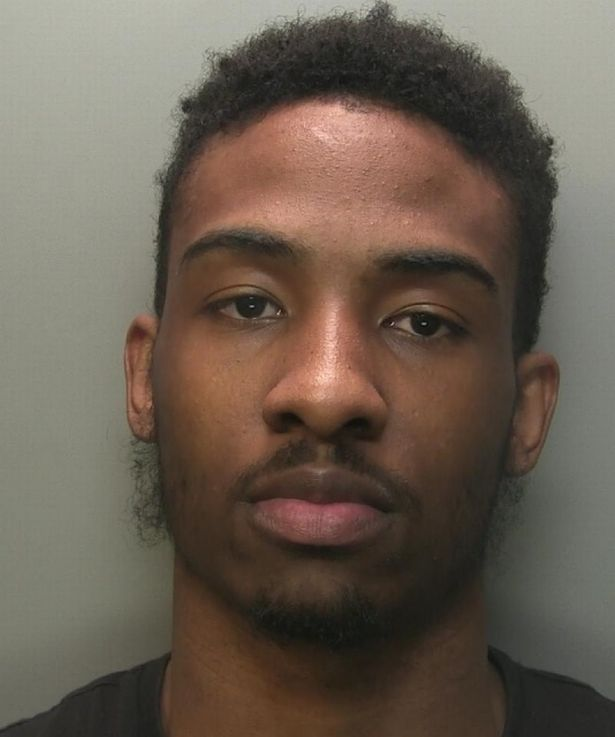 Andre Newman, 23, jailed for drug offences