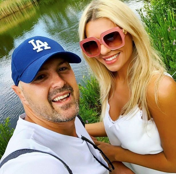 Christine McGuinness with husband Paddy