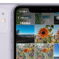#parent | #kids | How to hide photos and albums in iOS 14