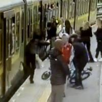 Howth Junction Dart attack: Suspect's mum threatens to sue over CCTV footage leak | #socialmedia | #children