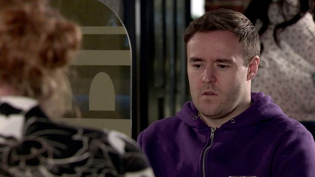 Tyrone split from Fiz after his affair