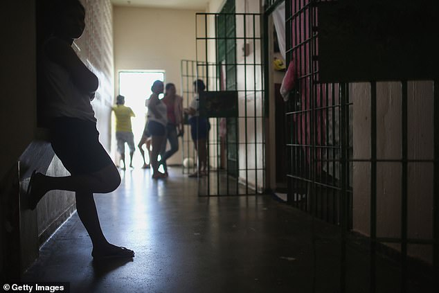 As of March 2019, there were 34 transgender women without GRCs allocated to a woman's prison (Pictured: stock image of women's jail)