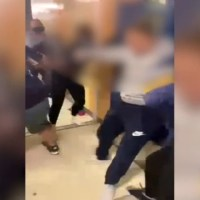 Staten Island high school fight: 13-year-old girl arrested after melee breaks out at Wagner High School | #students | #parents