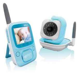 Infant Optics DXR-5 Portable Baby Monitor
