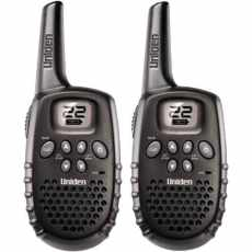 Uniden 16-Mile 22 Channel Two Radio (Pair)