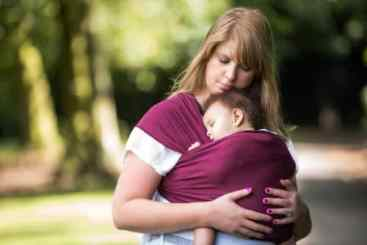 Wear Your Baby Using Baby Slings
