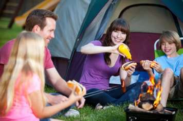 Camping with Your Family 1
